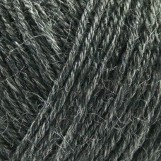 Nettles Sock Yarn 1002 Grafitgrå
